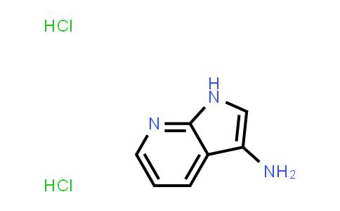 100960-08-5 | 1H-Pyrrolo[2,3-b]pyridin-3-amine, hydrochloride (1:2)