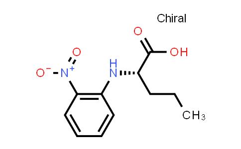 1009716-86-2 | Norvaline, N-(2-nitrophenyl)-