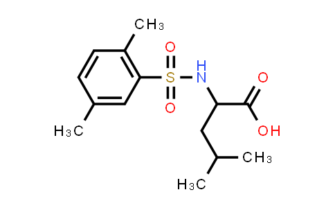 1009793-82-1 | N-(2,5-Dimethylphenylsulfonyl)-DL-leucine