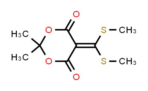 100981-05-3 | 5-[Bis(methylsulfanyl)methylene]-2,2-dimethyl-[1,3]dioxan-4,6-dione