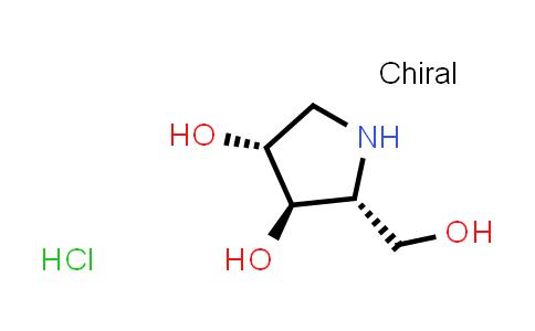 100991-92-2   1,4-Dideoxy-1,4-imino-D-Arabinitol (hydrochloride)