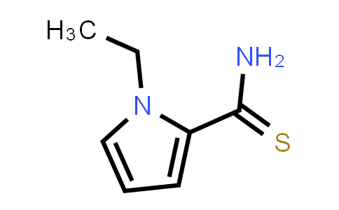 101001-60-9 | 1-Ethyl-1H-pyrrole-2-carbothioamide