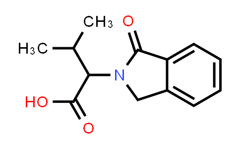 101004-93-7 | 2H-Isoindole-2-acetic acid, 1,3-dihydro-α-(1-methylethyl)-1-oxo-