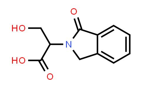 101004-94-8 | 2H-Isoindole-2-acetic acid, 1,3-dihydro-α-(hydroxymethyl)-1-oxo-