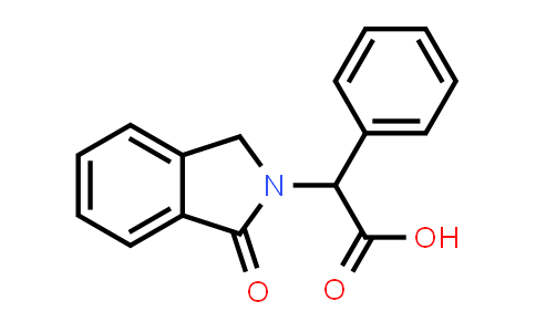 101004-95-9 | 2H-Isoindole-2-acetic acid, 1,3-dihydro-1-oxo-α-phenyl-