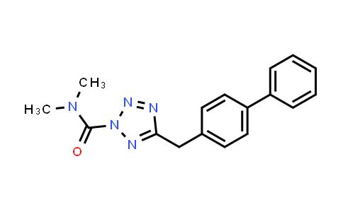 1010096-65-7 | 5-([1,1'-Biphenyl]-4-ylmethyl)-N,N-dimethyl-2H-tetrazole-2-carboxamide