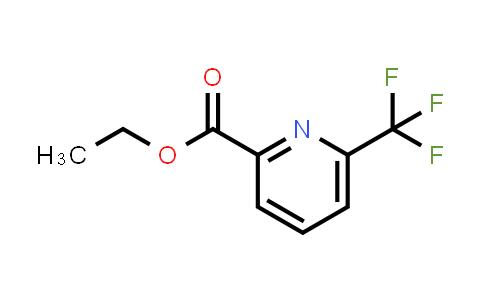 1010422-92-0 | Ethyl 6-(trifluoromethyl)picolinate
