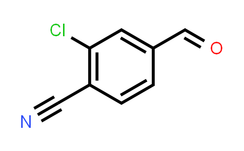 101048-77-5   2-Chloro-4-formylbenzonitrile
