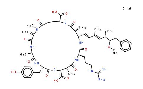 101064-48-6 | Microcystin-YR