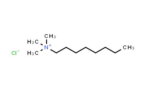 10108-86-8 | N,N,N-Trimethyloctan-1-aminium chloride