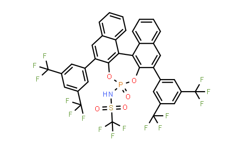 1010800-02-8 | N-[(11bR)-2,6-Bis[3,5-bis(trifluoromethyl)phenyl]-4-oxido-dinaphtho[2,1-d:1',2'-f][1,3,2]dioxaphosphepin-4-yl]-1,1,1-trifluoromethanesulfonamide