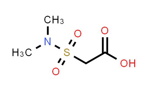 1010816-12-2   2-(N,N-Dimethylsulfamoyl)acetic acid