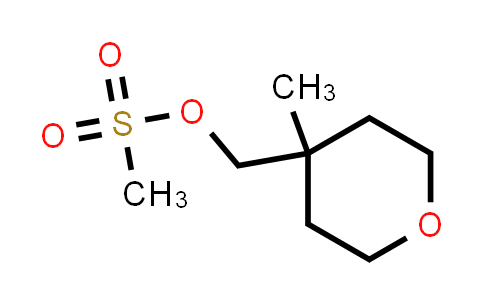 1010836-62-0 | (4-Methyloxan-4-yl)methyl methanesulfonate