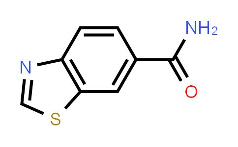 101084-51-9 | Benzo[d]thiazole-6-carboxamide