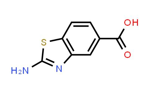 101084-95-1   2-Aminobenzo[d]thiazole-5-carboxylic acid