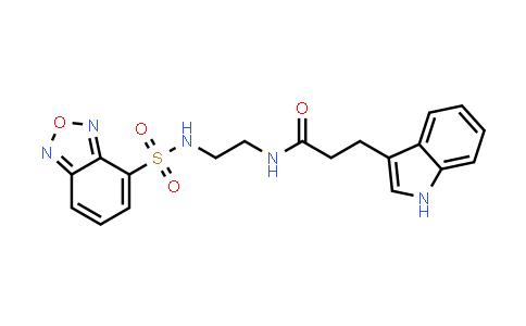 1010879-39-6 | N-(2-(Benzo[c][1,2,5]oxadiazole-4-sulfonamido)ethyl)-3-(1H-indol-3-yl)propanamide
