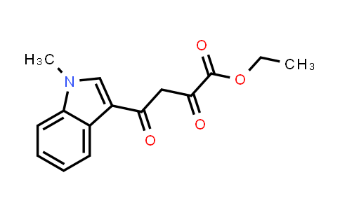 101090-58-8 | Ethyl 4-(1-methyl-1h-indol-3-yl)-2,4-dioxobutanoate