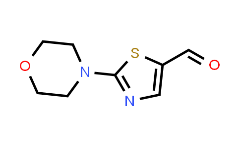 1011-41-2   5-Thiazolecarboxaldehyde, 2-morpholino-