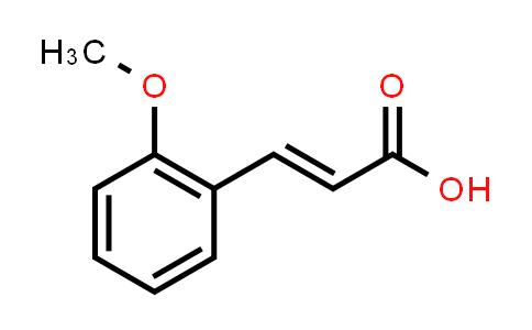 1011-54-7 | trans-2-Methoxycinnamic acid