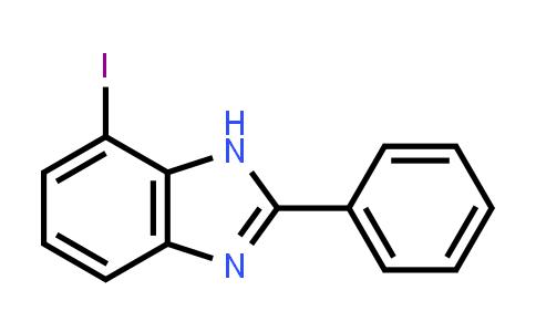 1011231-99-4   7-Iodo-2-phenyl-1H-benzo[d]imidazole