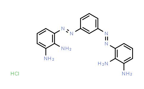 10114-58-6 | 1,3-bis(2,3-Diaminophenylazo)benzene (hydrochloride)