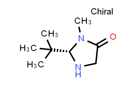101143-57-1 | 4-Imidazolidinone, 2-(1,1-dimethylethyl)-3-methyl-, (2S)-