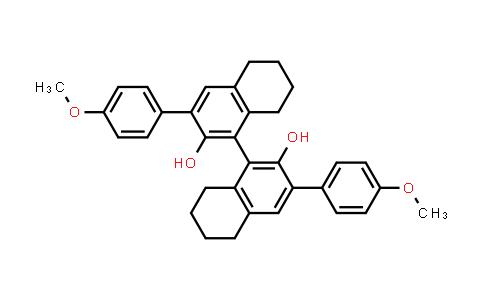 1011465-19-2 | (R)-5,5',6,6',7,7',8,8'-Octahydro-3,3'-bis(4-methoxyphenyl)-[1,1'-binaphthalene]-2,2'-diol