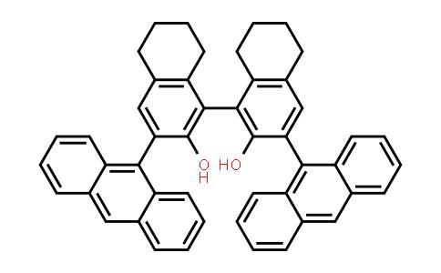 1011465-21-6 | (R)-3,3'-Di-9-anthracenyl-5,5',6,6',7,7',8,8'-octahydro-[1,1'-binaphthalene]-2,2'-diol