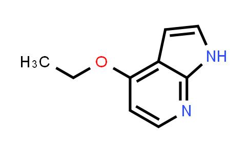 1011711-57-1 | 1H-Pyrrolo[2,3-b]pyridine, 4-ethoxy-