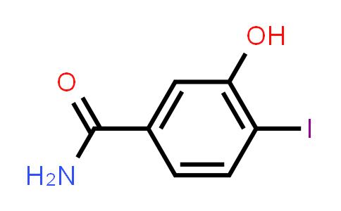 1011713-16-8 | 3-Hydroxy-4-iodobenzamide