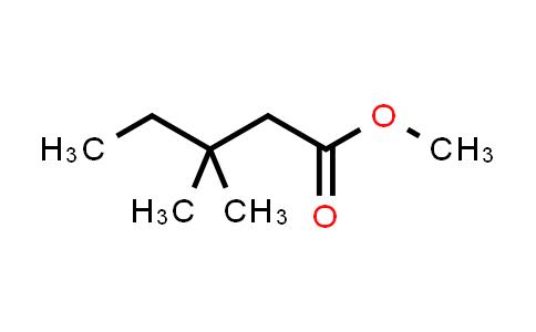 101186-01-0 | Methyl 3,3-dimethylpentanoate