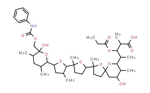 101191-83-7 | Laidlomycin phenylcarbamate