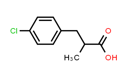 1012-17-5 | 3-(4-Chlorophenyl)-2-methylpropanoic acid
