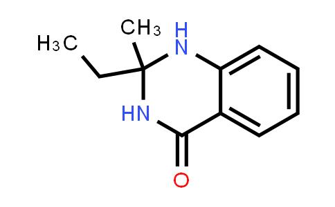 1012-59-5 | 4(1H)-Quinazolinone, 2-ethyl-2,3-dihydro-2-methyl-