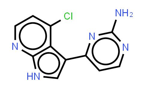 1012042-05-5 | 2-Pyrimidinamine, 4-(4-chloro-1H-pyrrolo[2,3-b]pyridin-3-yl)