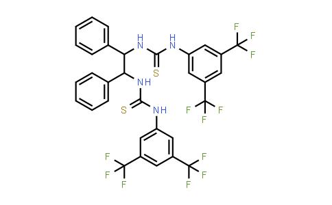 1012051-90-9 | N,N'-[(1R,2R)-1,2-Diphenyl-1,2-ethanediyl]bis[N'-[3,5-bis(trifluoromethyl)phenyl]thiourea]