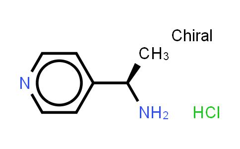 1012067-91-2 | 4-Pyridinemethanamine, α-methyl-, hydrochloride (1:1), (αR)-