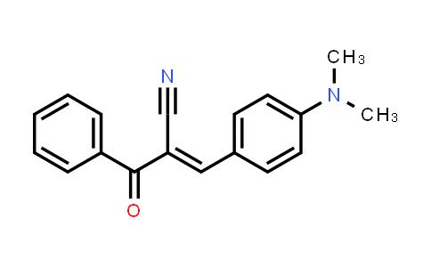 101220-35-3 | Benzenepropanenitrile, α-[[4-(dimethylamino)phenyl]methylene]-β-oxo-, (E)- (9CI)