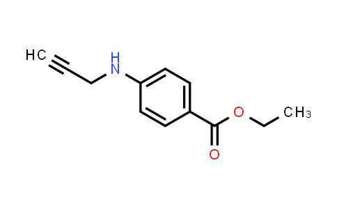 101248-36-6 | Ethyl 4-(prop-2-ynylamino)benzoate