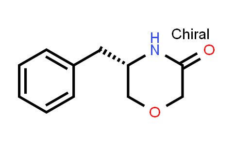 101250-48-0 | (5S)-5-Benzylmorpholin-3-one