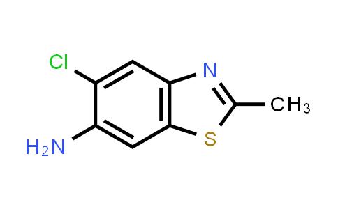 101253-50-3 | 5-Chloro-2-methylbenzo[d]thiazol-6-amine