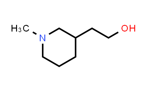 101257-32-3 | 2-(1-Methylpiperidin-3-yl)ethan-1-ol