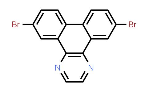 1012836-59-7   6,11-dibromo-1,4-diazatriphenylene