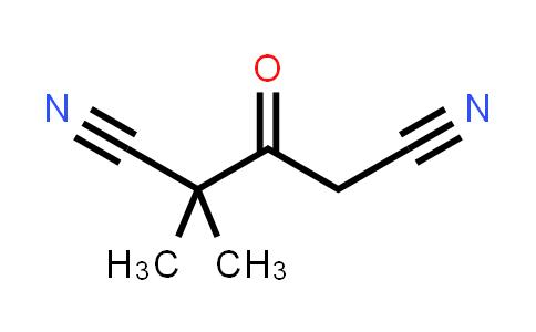 1012879-83-2 | 2,2-Dimethyl-3-oxopentanedinitrile
