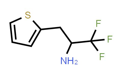 1012884-80-8 | 1,1,1-trifluoro-3-(thiophen-2-yl)propan-2-amine