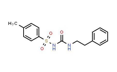 101289-36-5 | Benzenesulfonamide, 4-methyl-N-[[(2-phenylethyl)amino]carbonyl]-