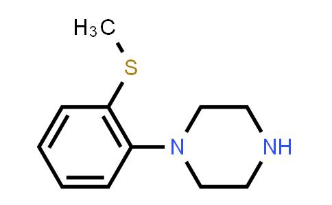 1013-24-7 | Piperazine, 1-[o-(methylthio)phenyl]-