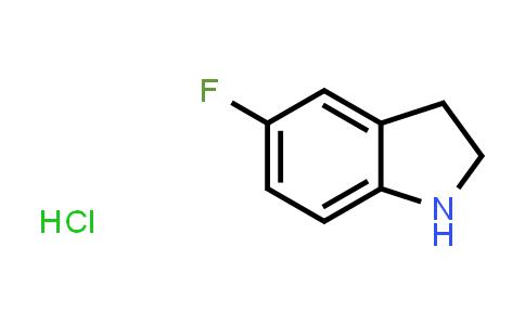 1013398-57-6 | 5-Fluoroindoline hydrochloride