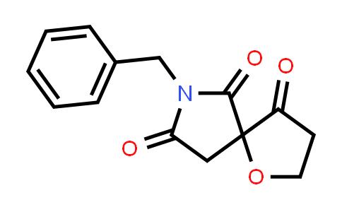 1013400-92-4 | 1-Oxa-7-azaspiro[4.4]nonane-4,6,8-trione, 7-(phenylmethyl)-