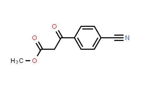 101341-45-1 | 3-(4-Cyano-phenyl)-3-oxo-propionic acid methyl ester